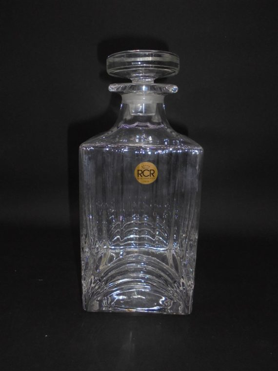 carafe whisky alcool cristal