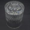 verres a whisky en cristal