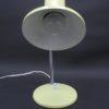 petite lampe de table ou bureau aluminor vintage