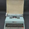 ancienne machine a ecrire vintage lettera 32 olivetti italie brocante idee cadeau