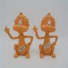 loeki petit lion figurine vintage annees 70