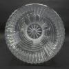 grand vase en cristal design moderne