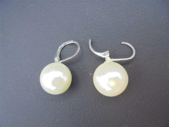 boucles d oreilles imitation perles bijoux femme