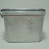 ancienne boite cantine aluminium