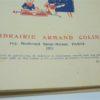 ancien livre ecole arithmétique cours élementaire 1ère année collection cours d arithmétique ch. pugibet