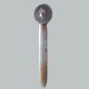 coupe papier ouvre lettre en metal argente christofle napoleon empereur collection gallia