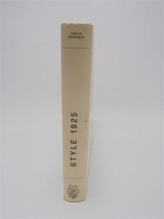 livre style 1925 giulia veronesi