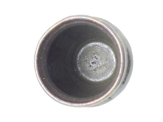 vase terre cuite vernissee