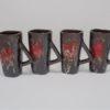mugs vintage vallauris design
