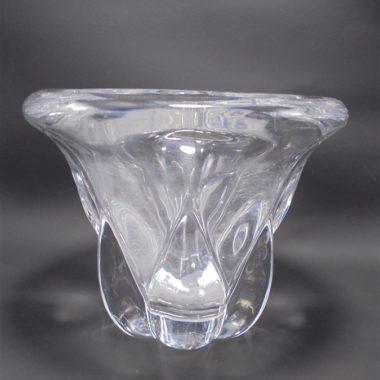 vase en cristal val st lambert